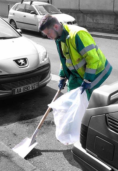 janus intérim agent de propreté urbaine