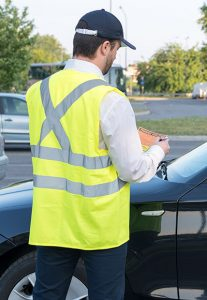 janus intérim agent de controle du stationnement payant